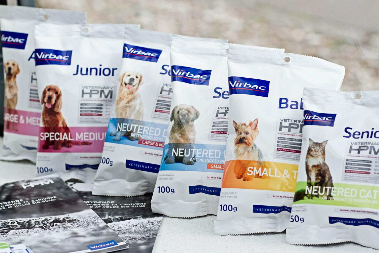HPM fra Virbac – markedets måske bedste tørfoder til hunde og katte